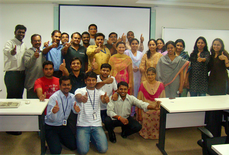 Sunquest India: The Quality Control, Development, and Engineering Services Teams