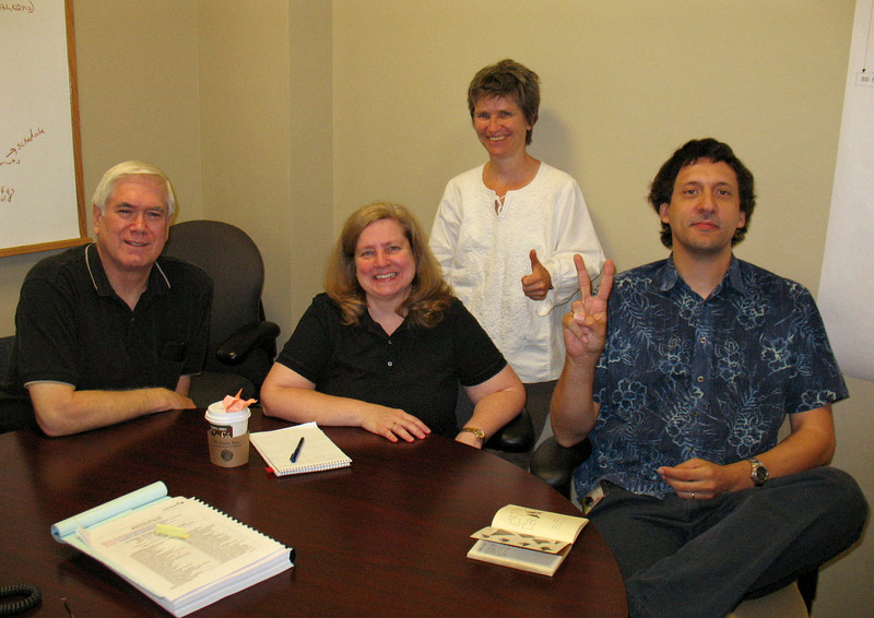 The Technical Publications Team
