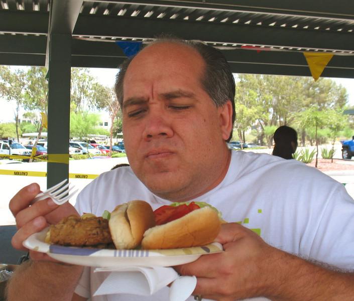 """05/22/09: Carl...""""mmmmmm so good"""""""