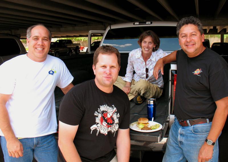05/22/09: Carl, Scott, Eula, and Albert
