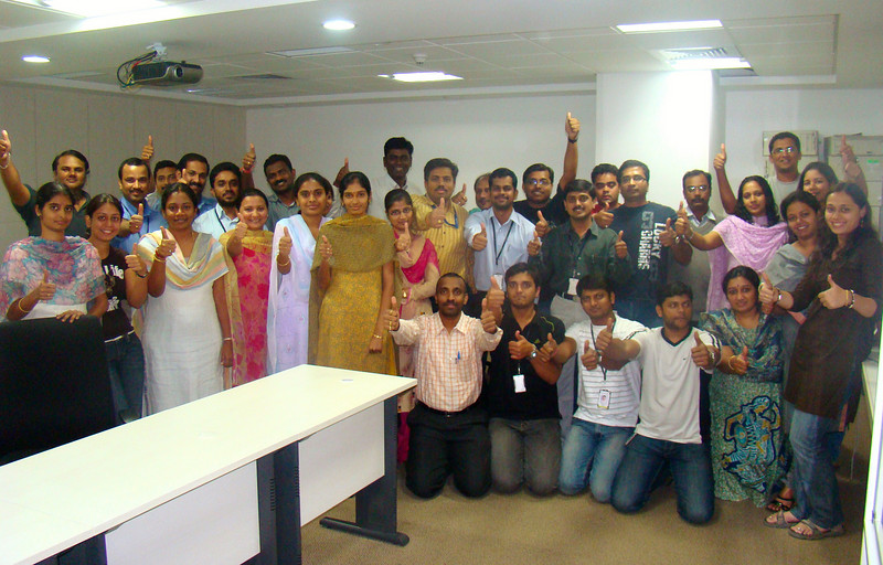 Sunquest India: The Quality Control, Development, Engineering Services, and Regression Teams