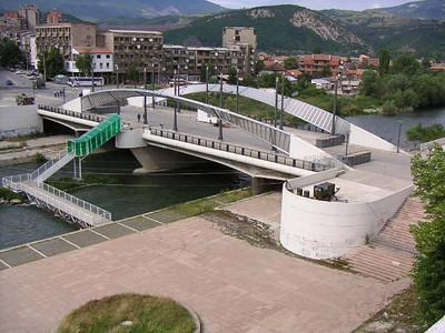 Susan's NATO Trip to Kosovo, June 2004