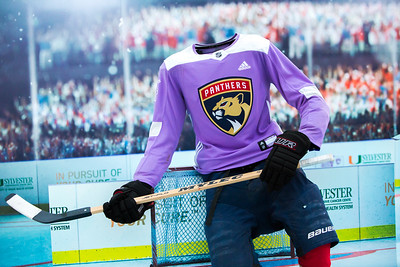 UHealth Sylvester Hockey Fights Cancer Game 1-105