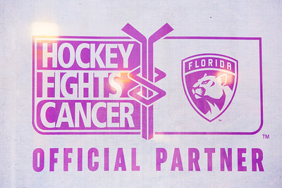 UHealth Sylvester Hockey Fights Cancer Game 1-134