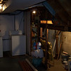 Before pics of Saint Louis Hills area basement rehab.