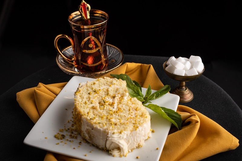 Persian Roullette with Persian Tea