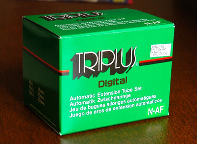 TRIPLUS Automatic Extension Tube