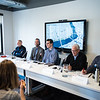 "Metropolis Magazine Think Tank at TVA Architects in Portland, Oregon May 9, 2018. TVA studio tour, panel discussion and lunch. © 2018 Fred Joe /  <a href=""http://www.fredjoephoto.com"">http://www.fredjoephoto.com</a>"