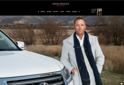 Total Prestige Magazine