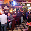 The Boulder in Fitchburg turned 80 on Tuesday night and many came out to celebrate. SENTINEL & ENTERPRISE/JOHN LOVE