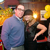 Owners of The Boulder in Fitchburg Rhea and Chris Bujold were all smiles as their bar celebrated it's 80th birthday on Tuesday night. SENTINEL & ENTERPRISE/JOHN LOVE