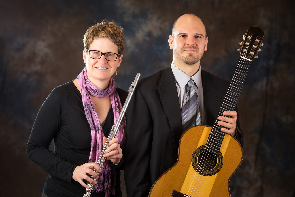 Linda White and Robert Gruca