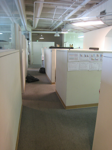 Ah, the old office
