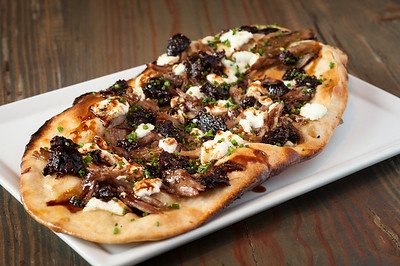 Duck Confit Flatbread