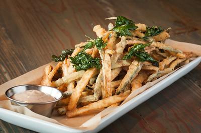 Organic Zucchini Fries