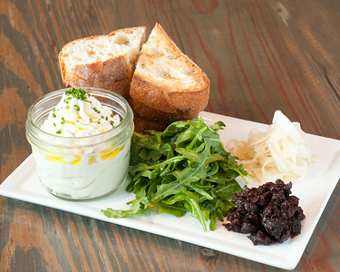 Whipped Laura Chenel Goat Cheese