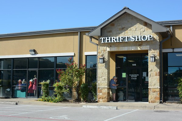 The Thrift Shop - Lakeway