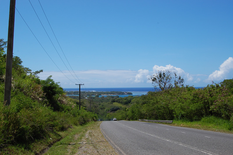 The long and winding Queen's road from Nadi to Suva