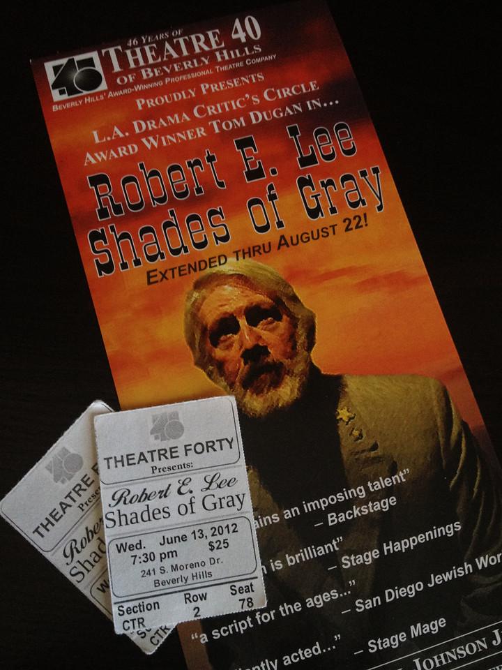 td  shades of gray tickets