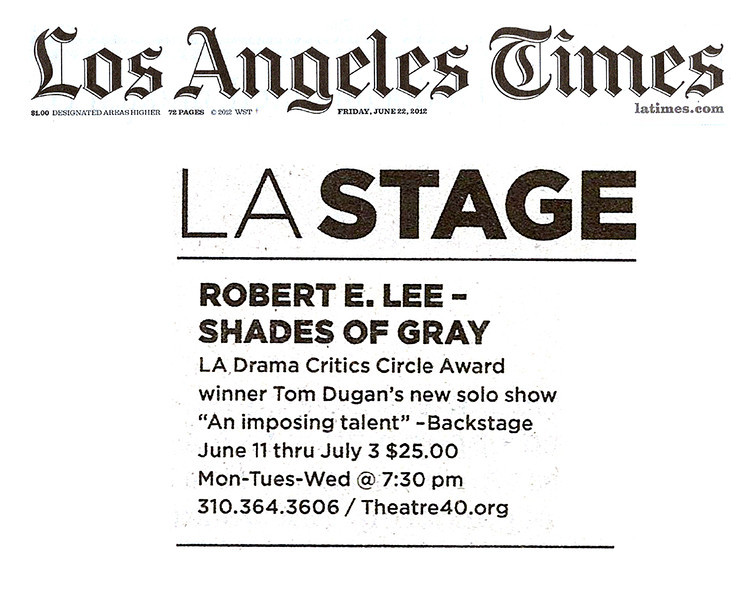 td theatre40 LATIMES clipping copy 2
