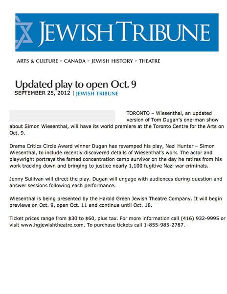 td JewishTrib Sept2013 newname Wiesenthalclipping
