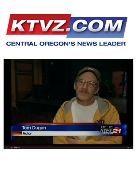 td ktvz Bend tv_interview