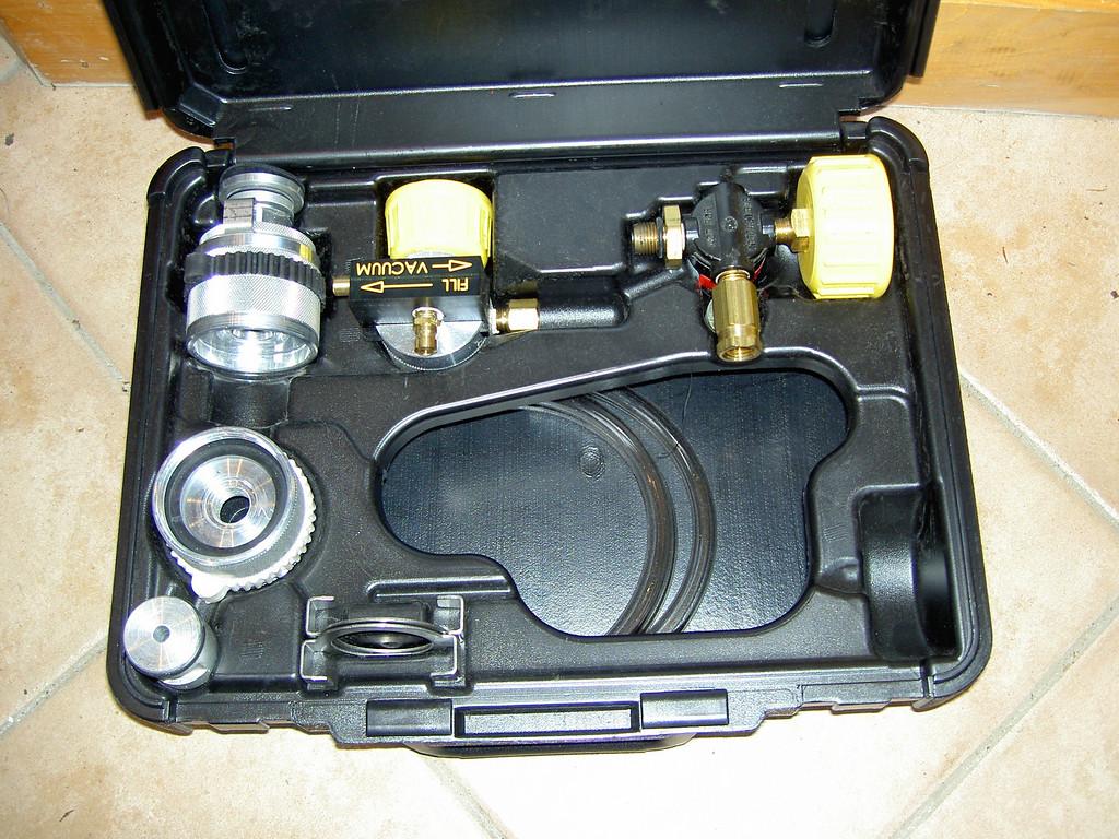 Waekon Cooling System Master Kit box  8 pieces