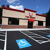 Top Donut's new store in Dracut. (SUN/Julia Malakie)