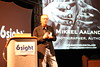 "Mikkel Aaland, noted photographer and author, made a presentation titled ""Shooting Beyond Pixels"" in which he described how the photographers experience has been transformed by digital,"