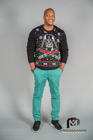 Trendy Fraendy Ugly Christmas Sweater