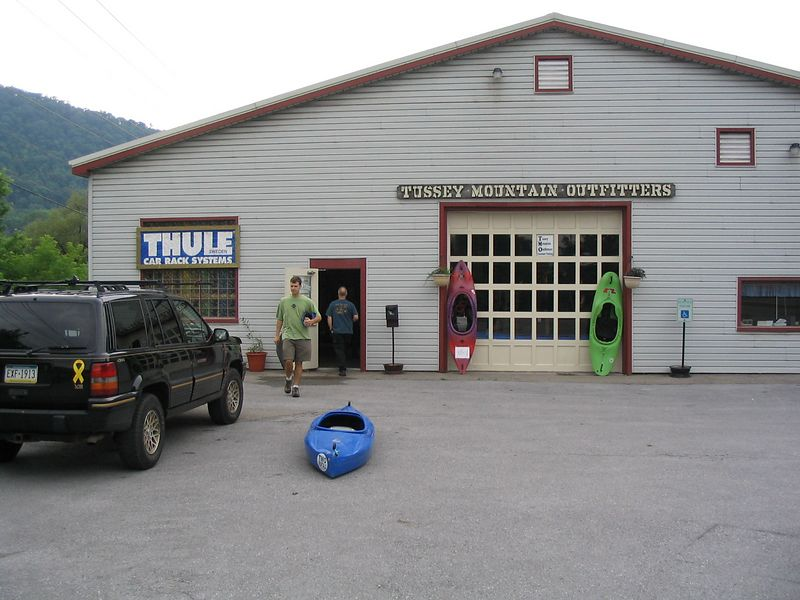 This is the Tussey Mt. Outfitters in Bellfonte. The owner has offered a discount on anything that you may want to purchase as long as your an ASSC member.   If you would like to contact them you can reach them Monday - Friday from 9am to 6pm. They are closed Wednesdays and Sundays. Saturday they are open from 9am to noon. You can call them at 814-355-5690.