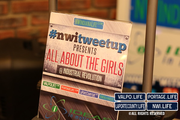 April 2015 #NWITweetup - All About the Girls