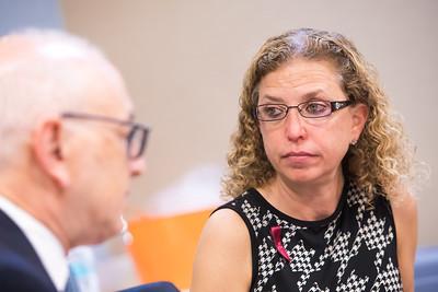 UHealth Debbie Wasserman Schultz Visit-206