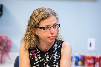 UHealth Debbie Wasserman Schultz Visit-113