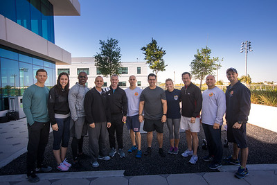 UHealth Sport Medicine Institute - Firefighters  (100 of 2)
