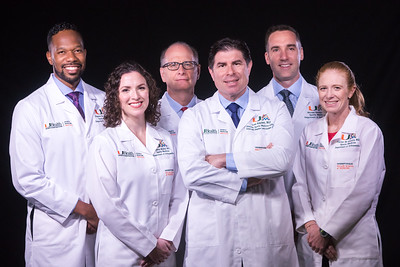 UHealth UM Sports Medicine Portraits-131