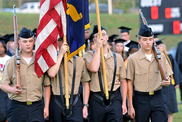 4 March on Colors NJROTC 533