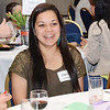 SENTINEL&ENTERPRISE/Ashley Green -- Parker Charter student Zayna Basma during the reception held on Thursday evening at the DoubleTree Hotel in Leominster. Zayna was among the group of students who received $1,000 scholarships given out by United Way Youth Venture.