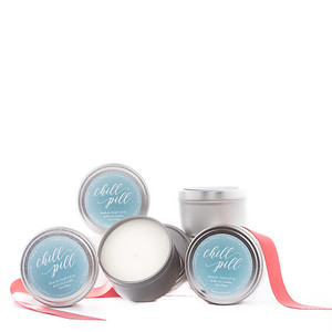 Chill Pill candles