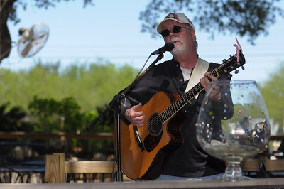 Jerry Field, entertainer -- We had the pleasure of seeing Jerry perform outdoors at La Hacienda in San Antonio. It was a wonderful show and he captured us with his easy going charm and memorable repertoire.