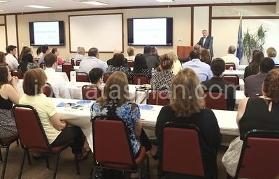 Penn Mutual / Vantis Life Staff Meeting