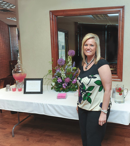 Vicki Grisham, 2o years First State Bank, 7-6-2012