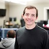 BEN GARVER — THE BERKSHIRE EAGLE<br /> James Kupernik, chief technology officer for VidMob in Pittsfield, has grown the office from three to 28 software engineers. The company is still growing and plans to add up to 40 engineers by year's end. Thursday, September 5, 2019. VidMob is a platform that connects video creators with clients.