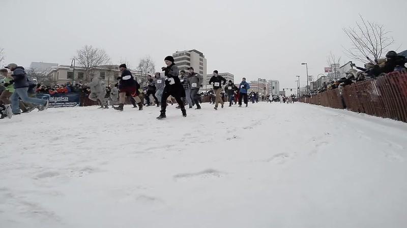 2018 Running of the Reindeer