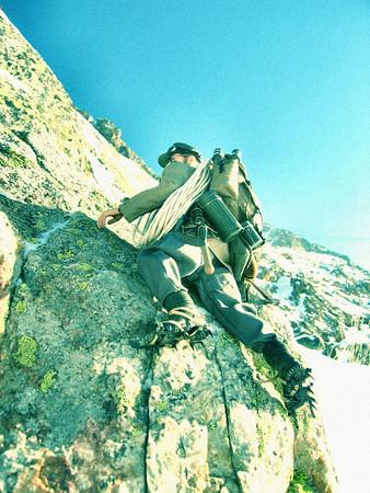 WW2 Alps