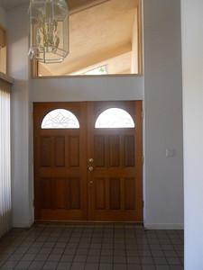 Interior Entrance BEFORE