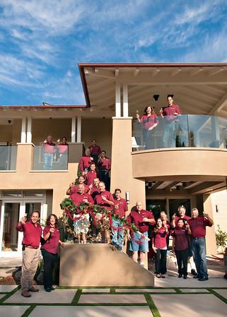 2012 Wardell Holiday Photo