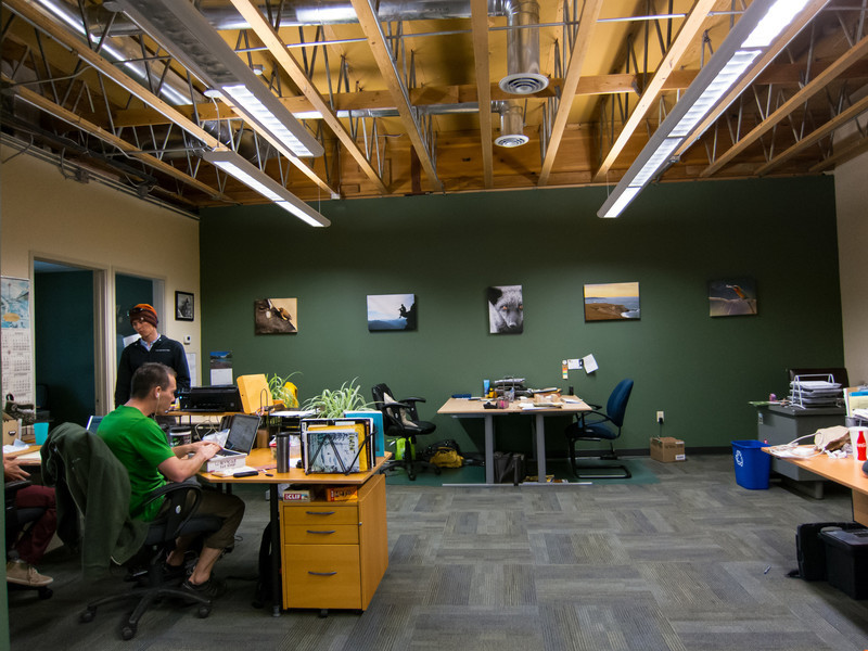 Evergreen Escapes offices