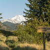 Early morning walk on trails behind Sun Mountain Lodge, May 11, 2014