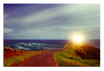 Fine-Art-Canvas-Print-Cape-Reinga-Time-Lapse-Photography